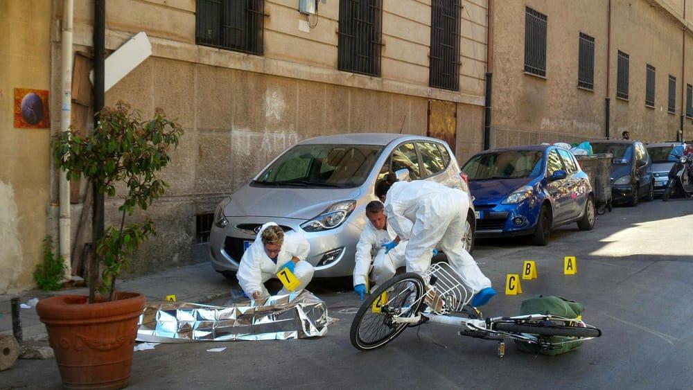 Omicidio Dainotti via D'Ossuna Zisa-2